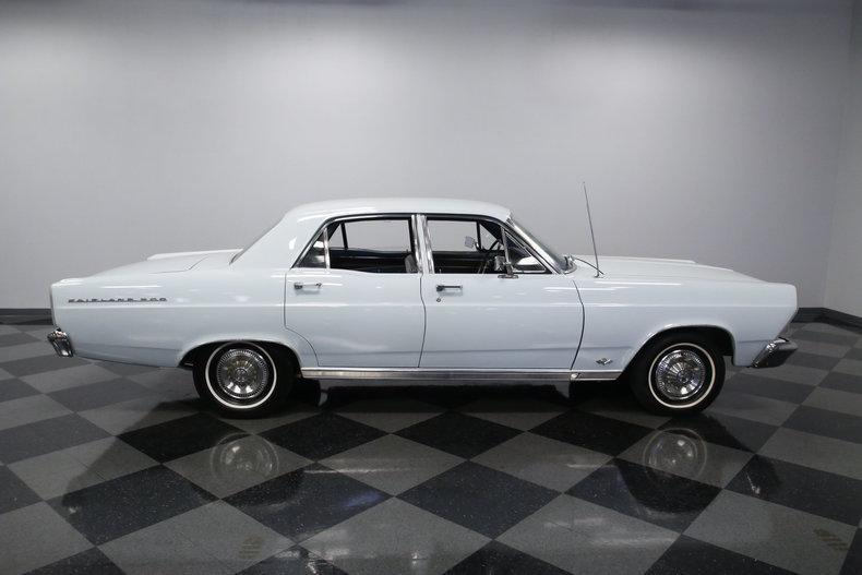 1966 Ford Fairlane 500 #21