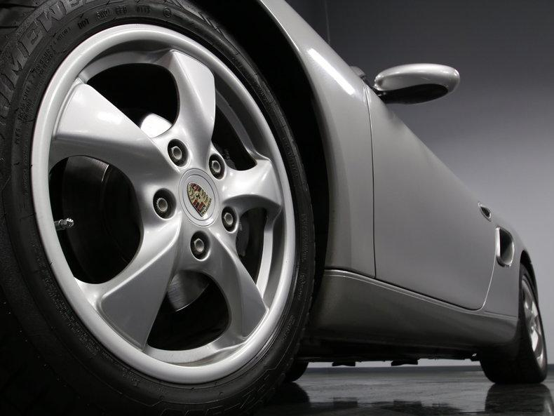 2002 Porsche Boxster #13