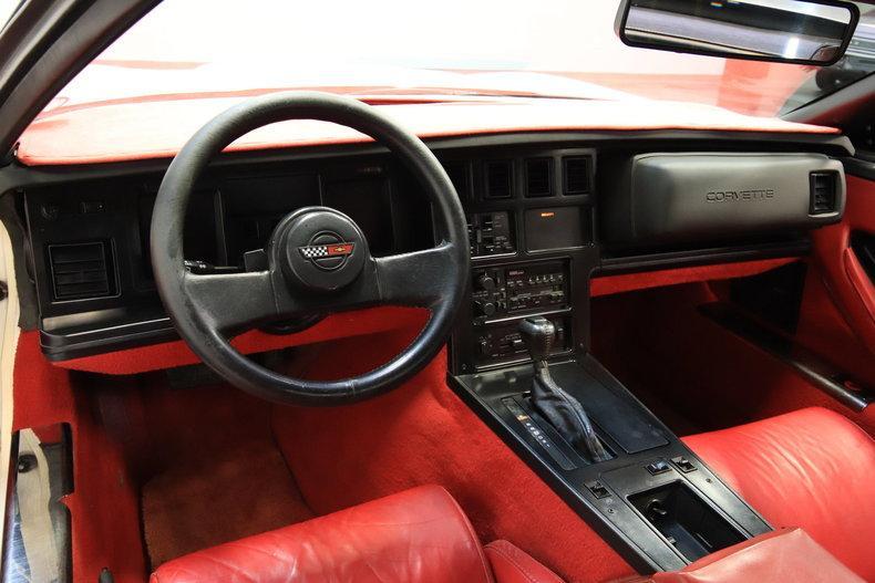 1988 Chevrolet Corvette #31