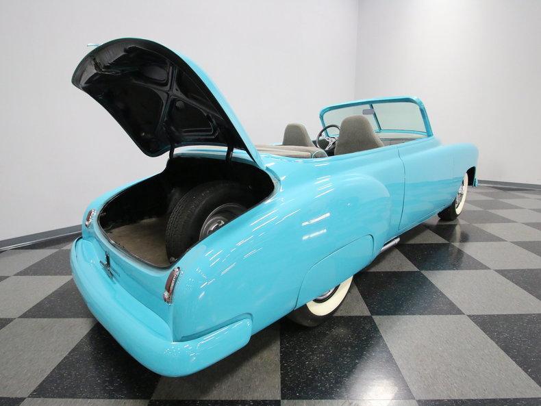1949 Chevrolet Sedan Roadster #32
