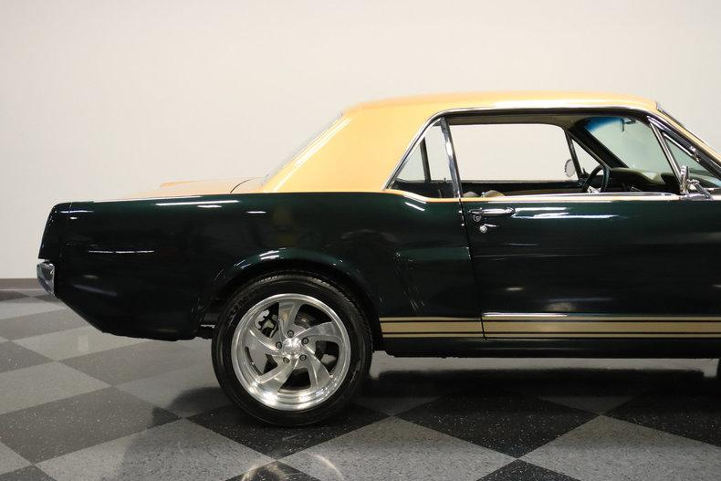 1965 Ford Mustang Restomod #22