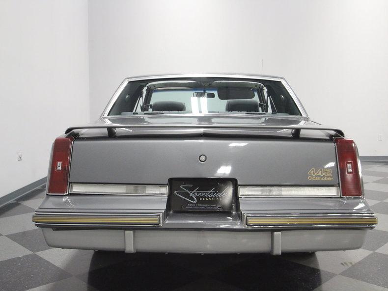 1985 Oldsmobile 442 #17