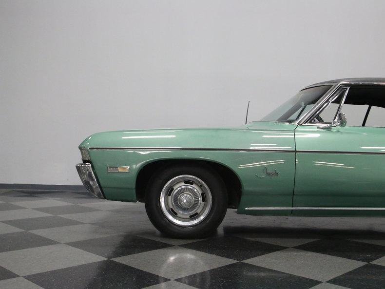 1968 Chevrolet Impala #10