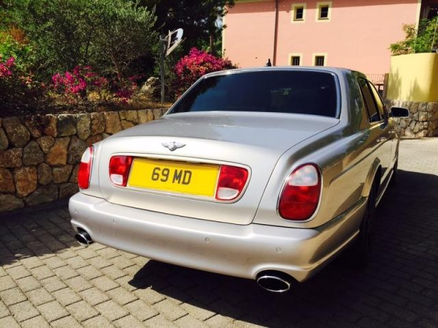 2003(MDL) Bentley Arnage T. #9