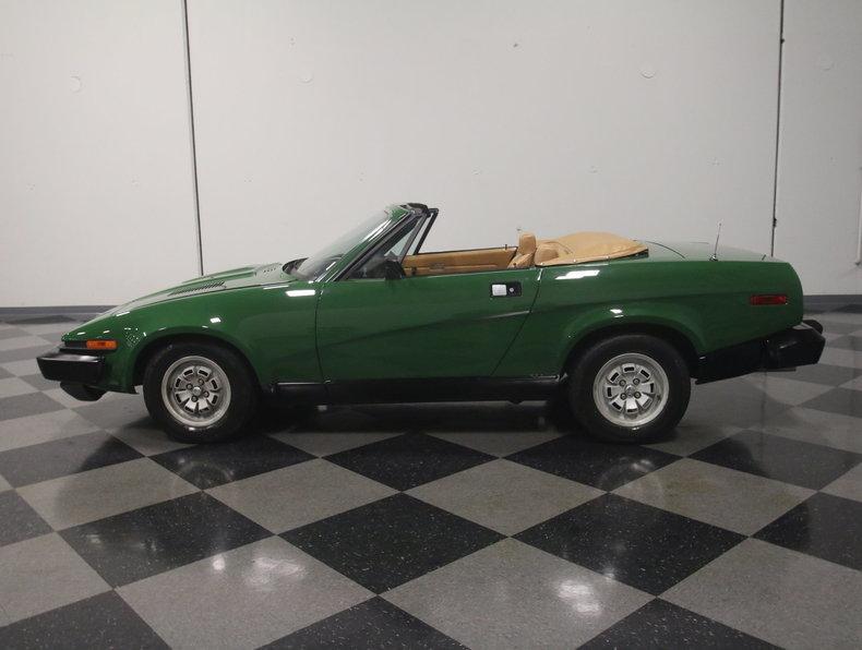 1980 Triumph TR7 #1