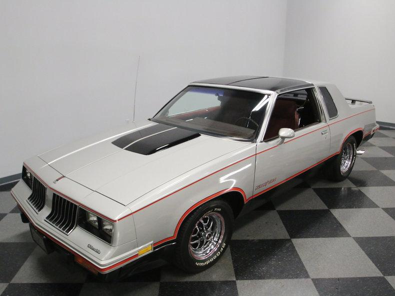 1984 Oldsmobile Cutlass Hurst/Olds #10