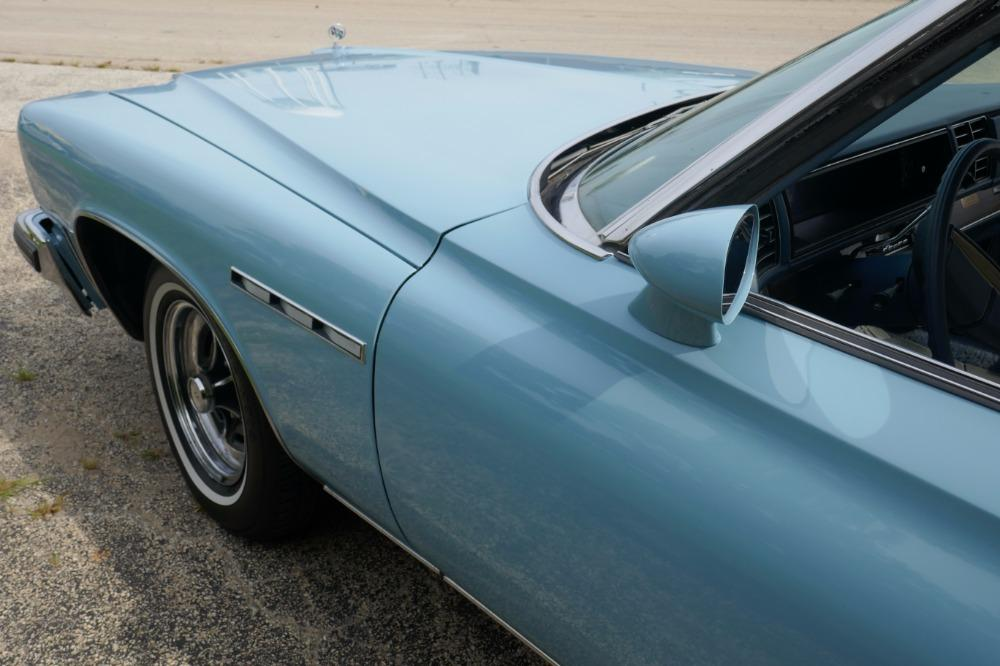 1975 Buick LeSabre -PRICE DROP - CONVERTIBLE -SUPER LOW MILES- NEW PAINT 2017-SEE VIDEO Stock # 75ILKF for sale near Mundelein, IL | IL Buick Dealer #30