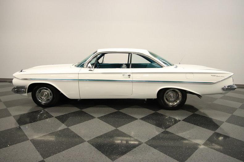 1961 Chevrolet Bel Air Bubble Top #1