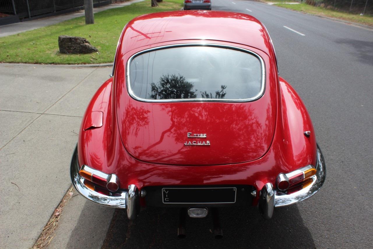 Jaguar E-Type #6