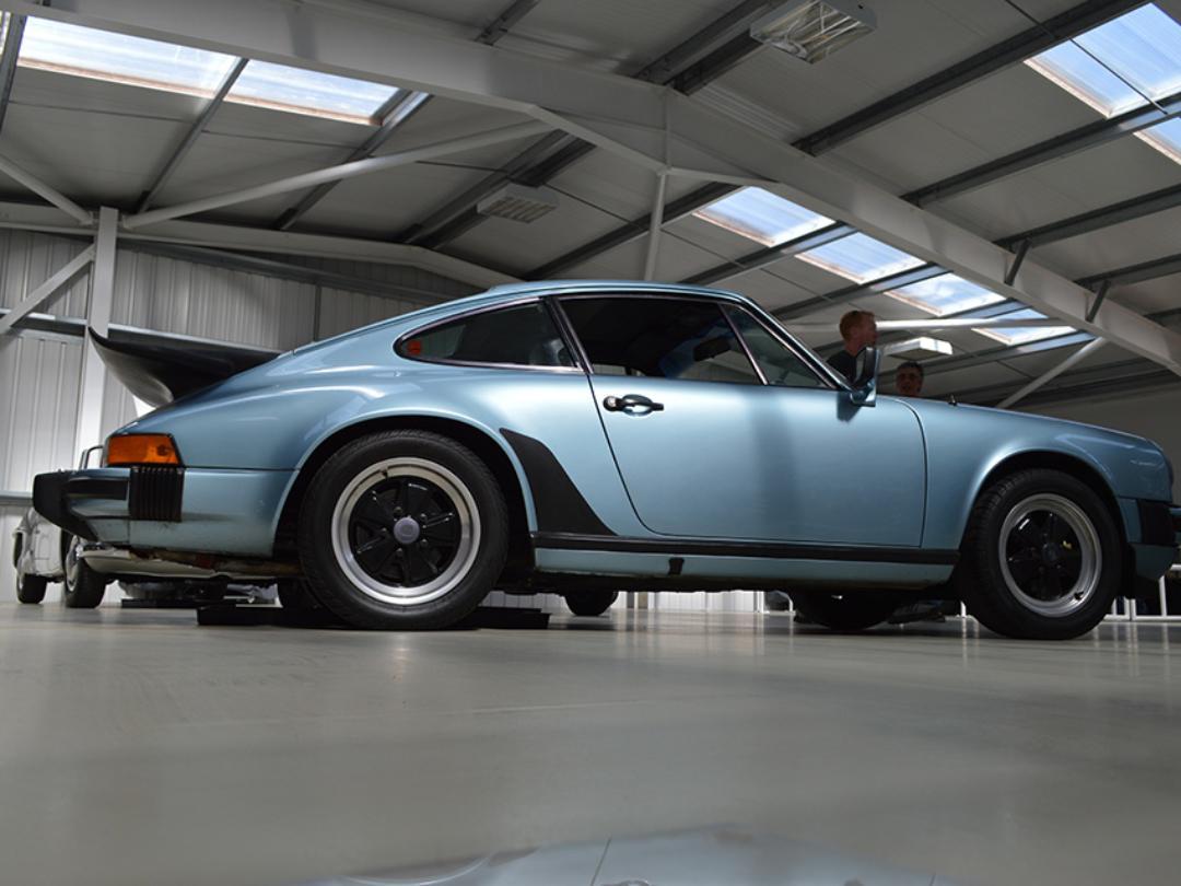 Porsche 911 SC #0
