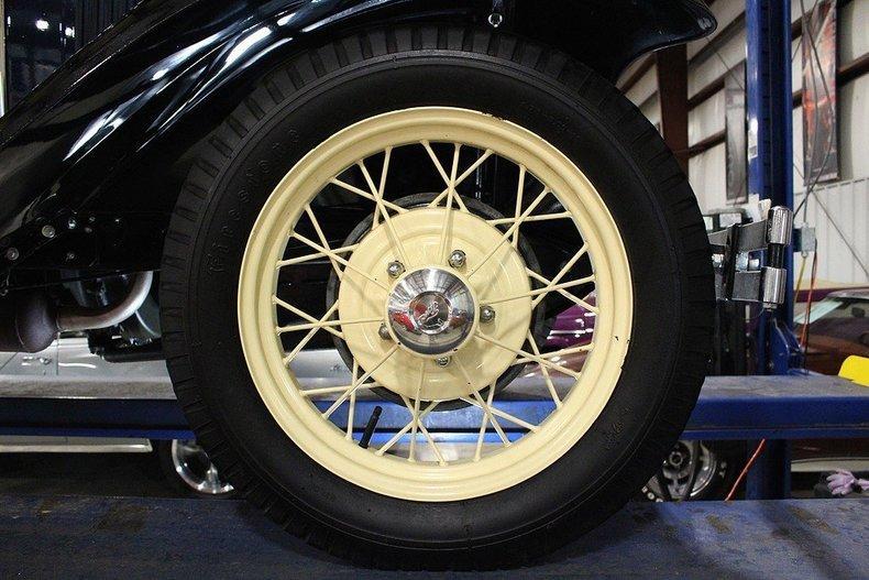 1931 Ford Model A Huckster #74