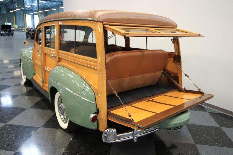 1941 Ford Woody Wagon #31