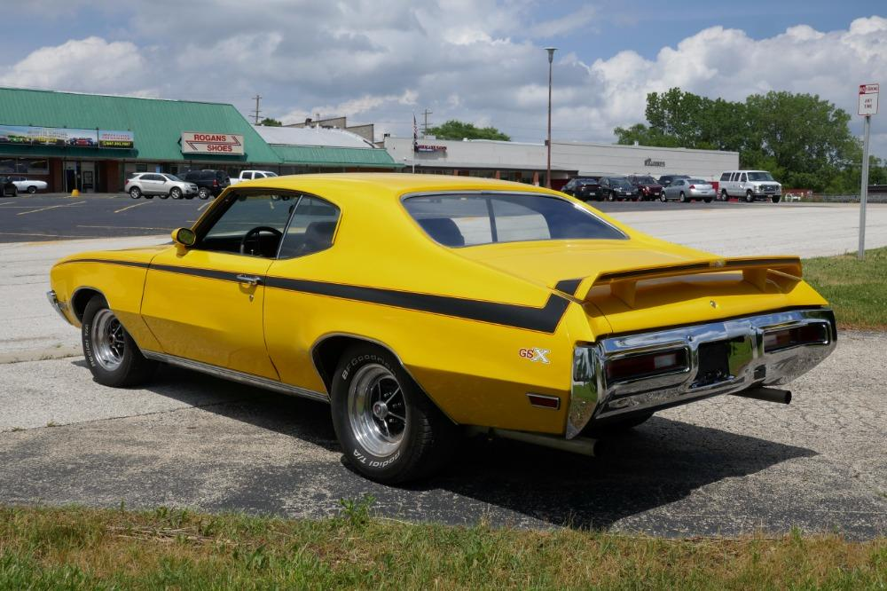 1970 Buick Skylark -GSX-TRIBUTE- 455 BIG BLOCK-BUCKETS/CENTER CONSOLE-SEE VIDEO Stock # 1970KFCV for sale near Mundelein, IL | IL Buick Dealer #6
