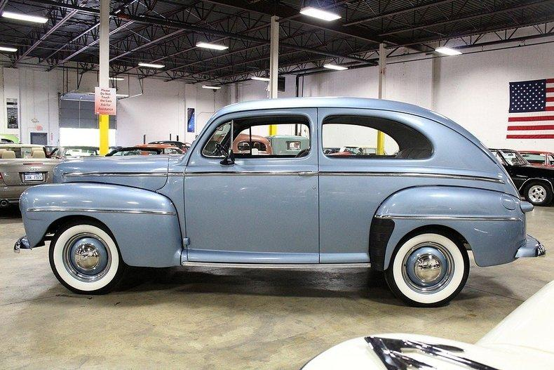 1948 Ford Deluxe #1