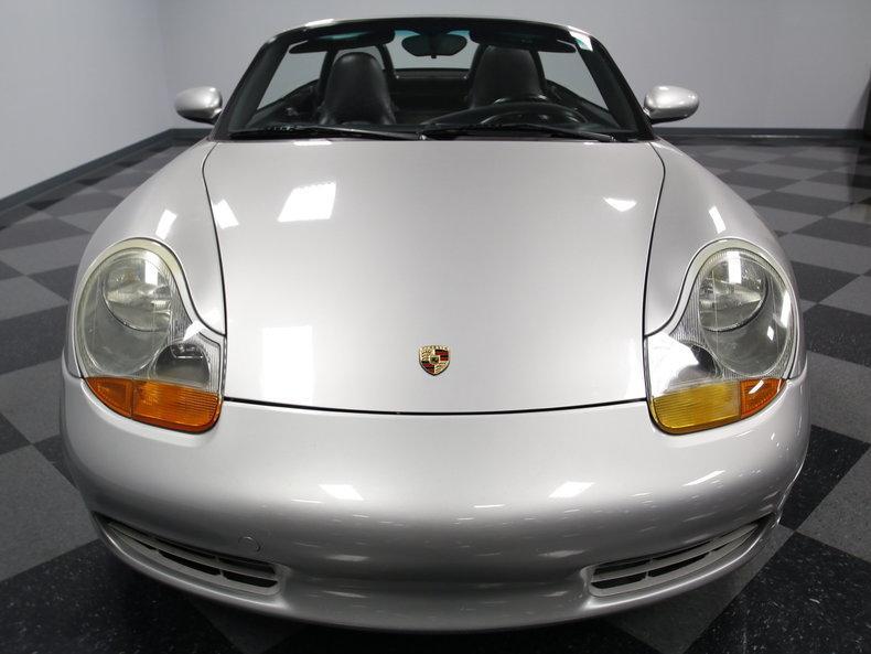 2002 Porsche Boxster #4