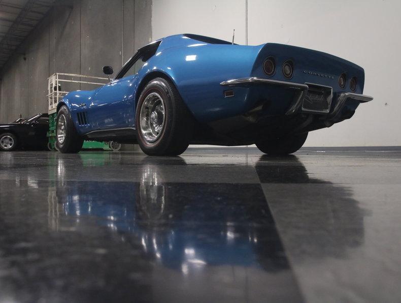 1969 Chevrolet Corvette #26