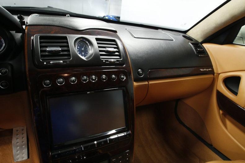 2007 Maserati Quattroporte Sport GT #40