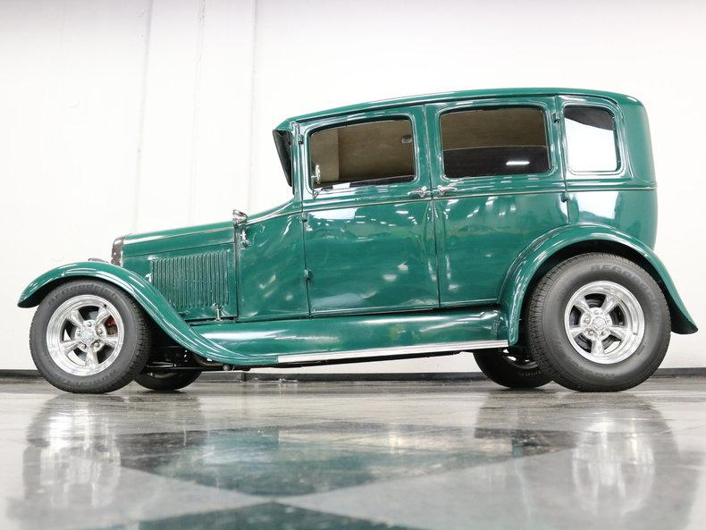 1929 Ford Model A #10
