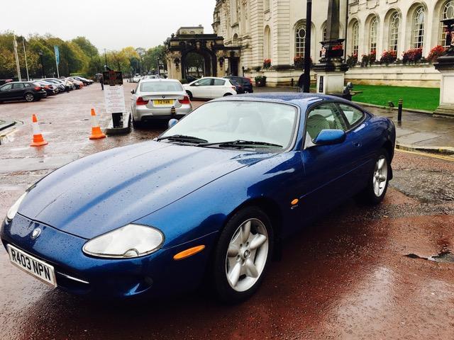 Jaguar XK8 1998 For Sale