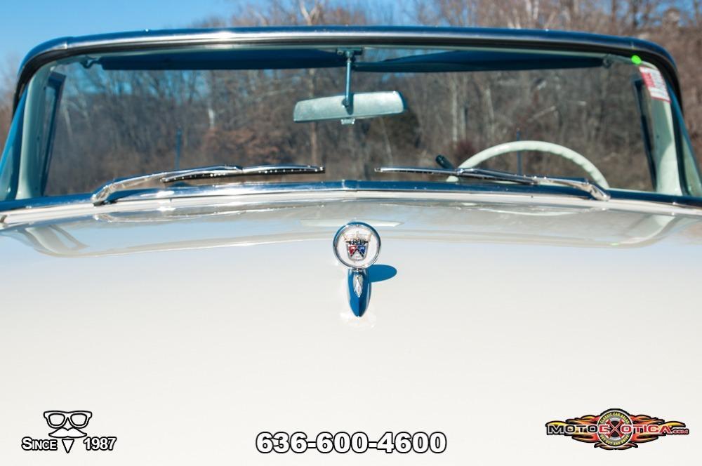 1957 Ford Fairlane 500 Sunliner Restomod #19