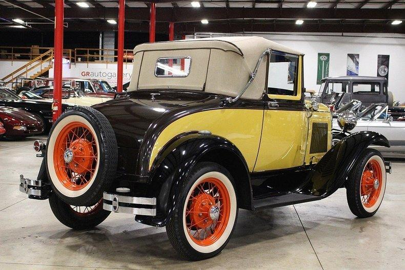 1931 Ford Model A #53