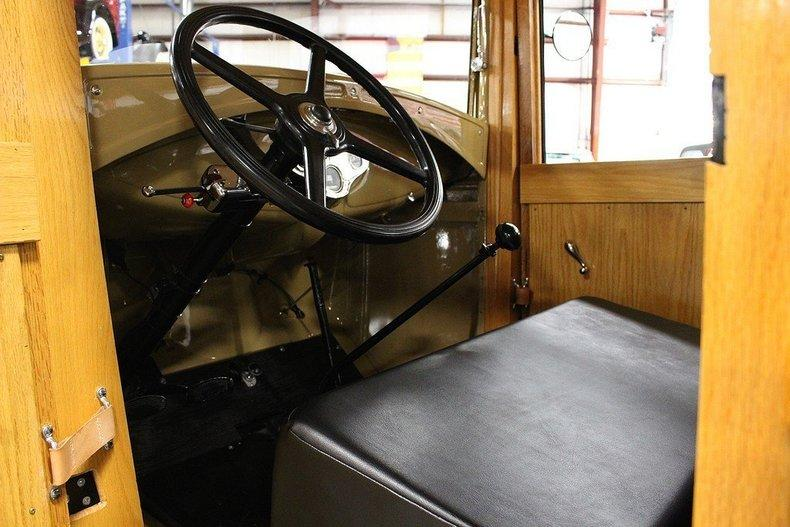 1931 Ford AA Huckster #14