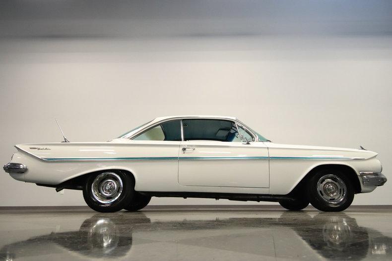 1961 Chevrolet Bel Air Bubble Top #20