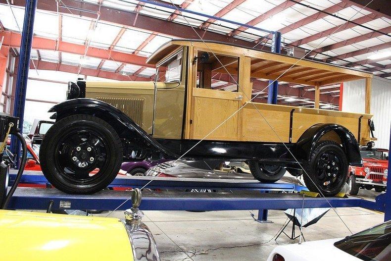 1931 Ford AA Huckster #48