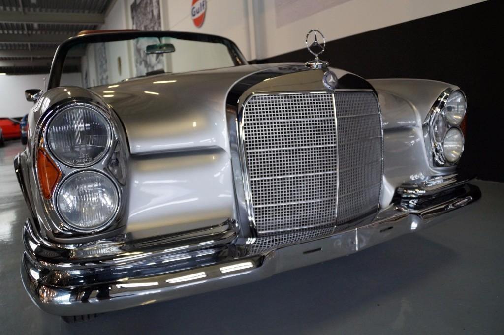 Mercedes-Benz 250SE Cabriolet 1967 #1