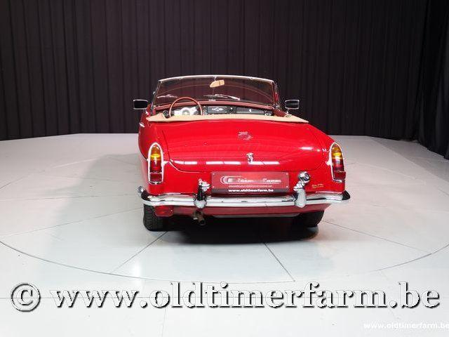MG B Roadster Red '67 #21