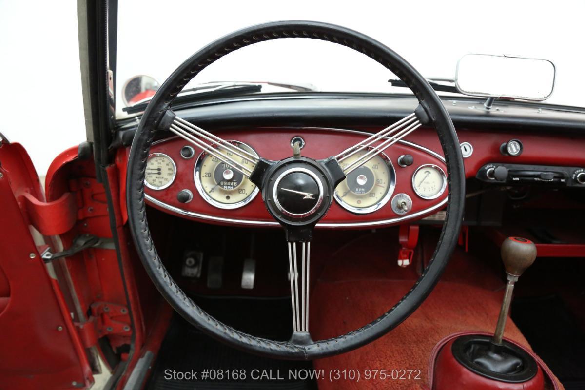 1963 Austin-Healey 3000 BJ7 #45