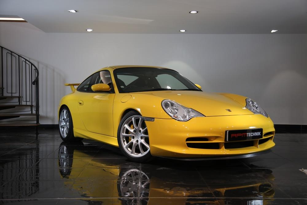 Porsche PORSCHE 996 MK2 GT3 CLUBSPORT 2004 for sale   Autoclassics.com