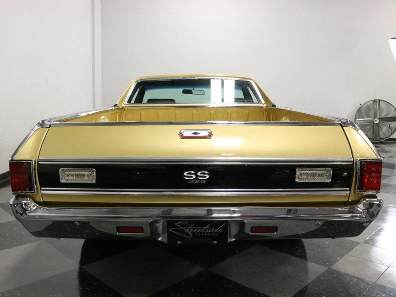 1970 Chevrolet El Camino #16