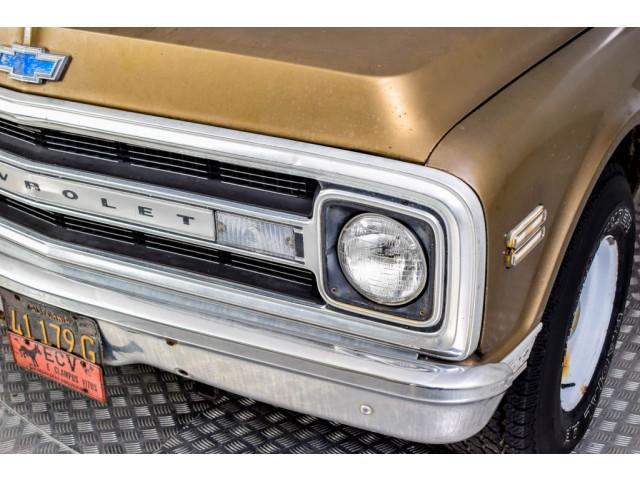 Chevrolet Pickup Custom Camper V8 #40