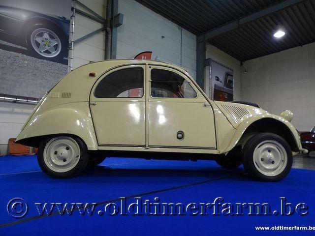 Citroën 2CV 4x4 Sahara '62 #20
