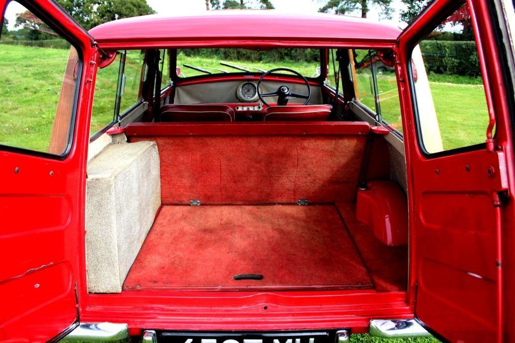 Austin Mini Countryman De-Luxe #11