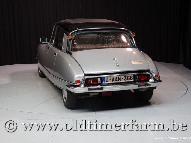 Citroën DS23 Injection Pallas Découvrable '73 #78