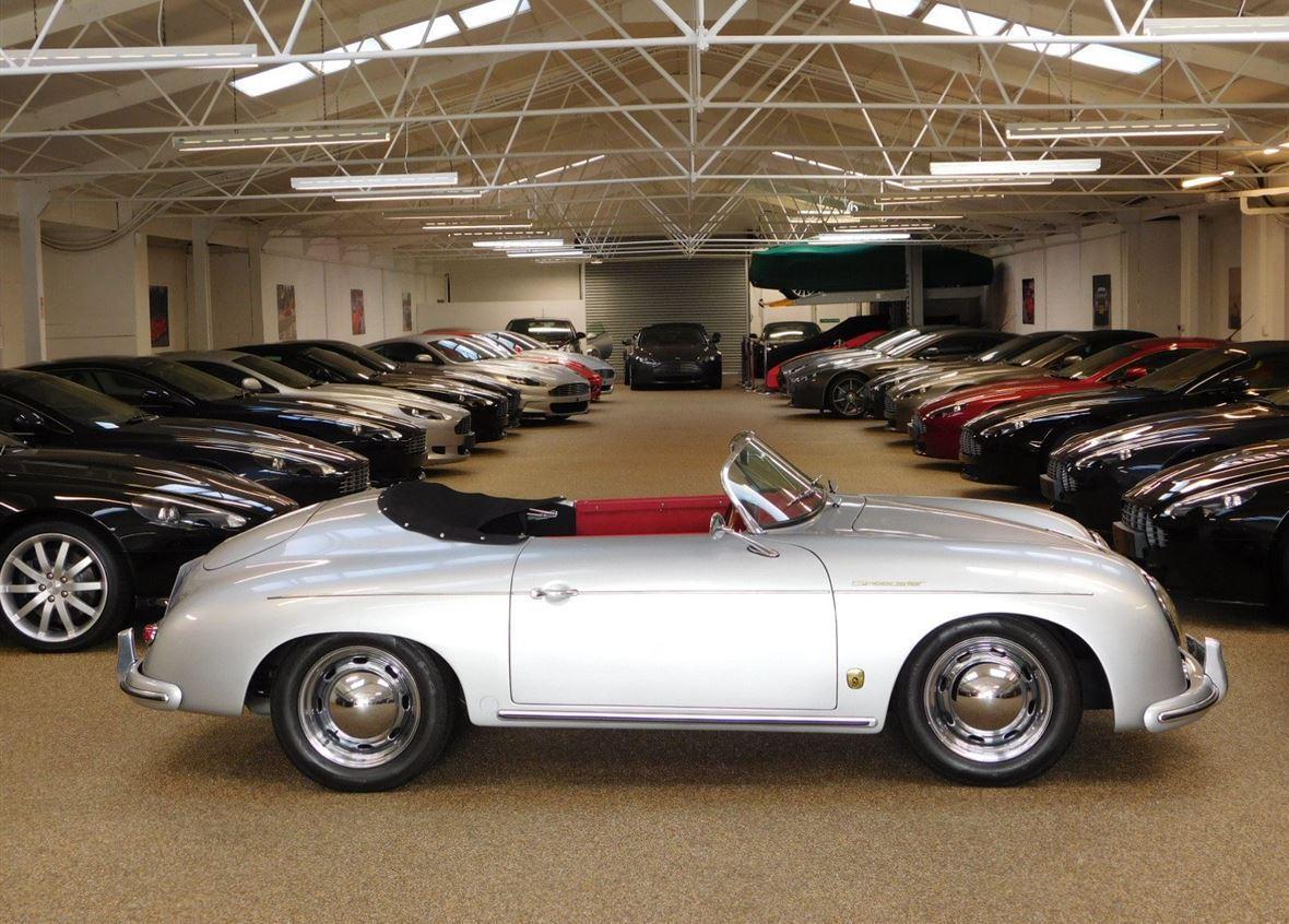 Porsche 356 Speedster 1968 #5