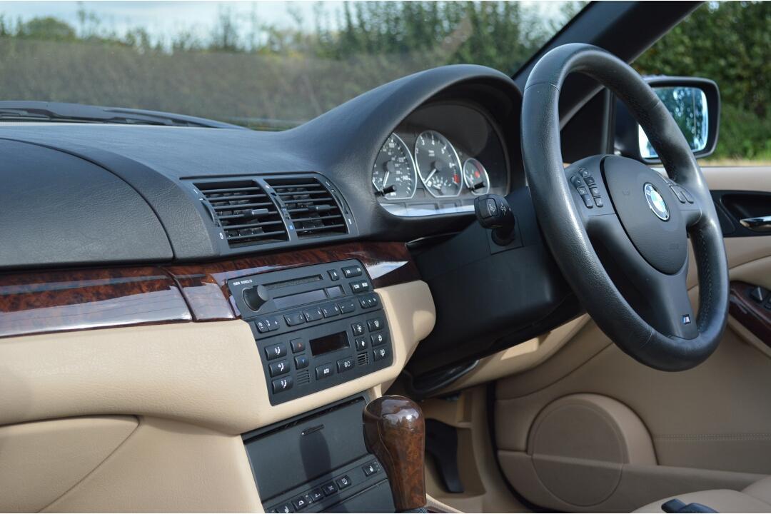 BMW E46 330ci Cabriolet #14