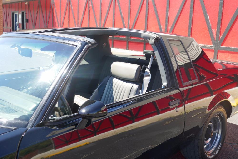 1987 Buick Grand National -AFFORDABLE ONE OWNER WITH T TOPS-SEE VIDEO Stock # 87381JP for sale near Mundelein, IL | IL Buick Dealer #17
