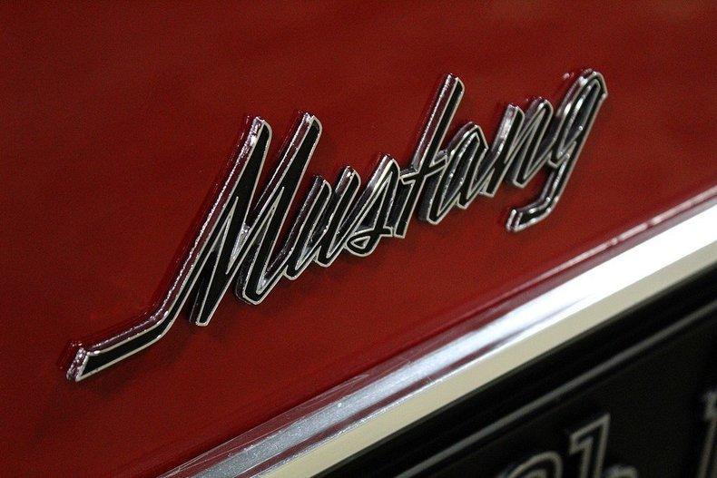 1970 Ford Mach 1 428 COBRA JET #27