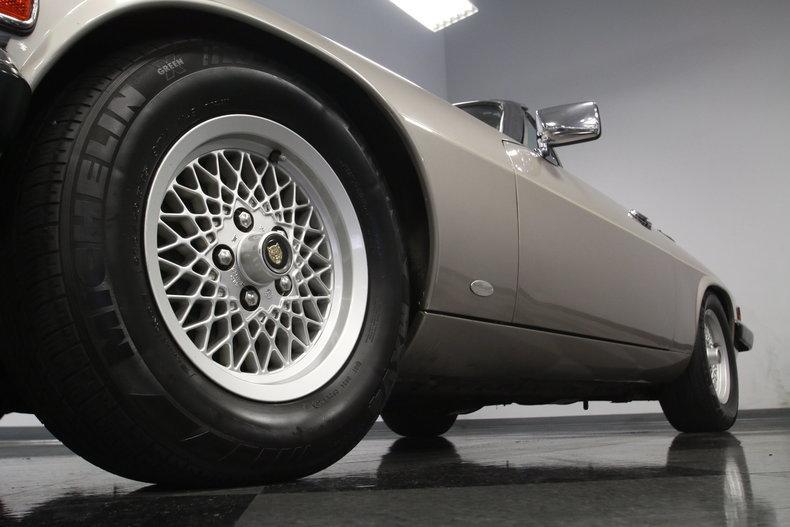 1988 Jaguar XJS V12 #8