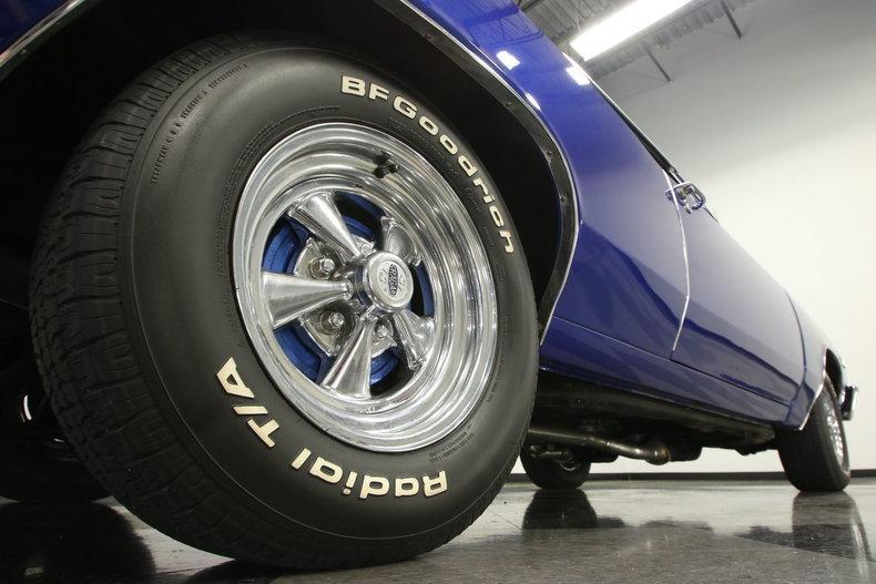 1967 Chevrolet Chevelle SS 396 Clone #20