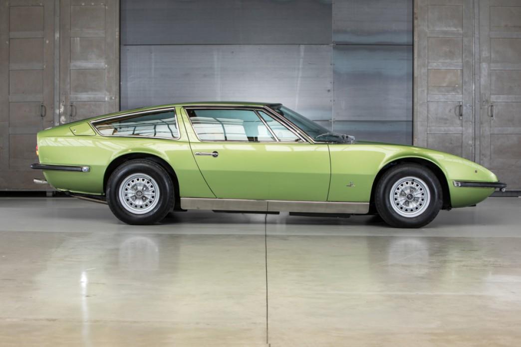 1970 Maserati Indy 4200 Coupe #19