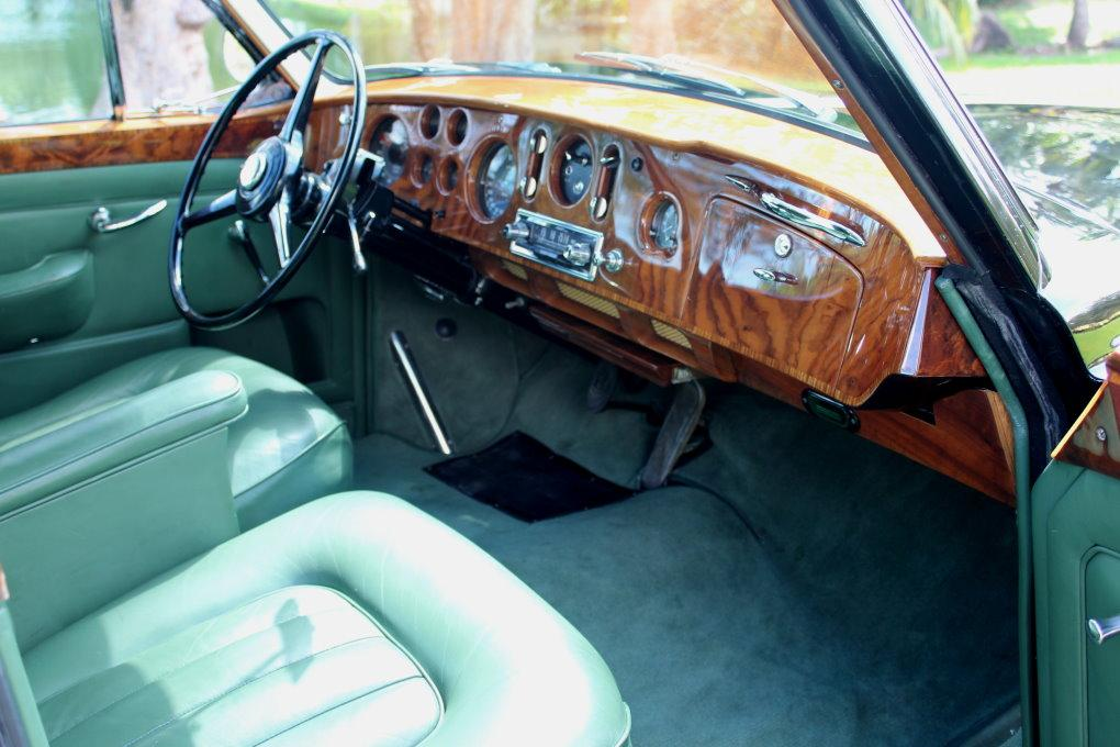 1961 Bentley S2 Continental H.J. Mulliner Style 7508 Flying Spur – #BC22LAR 67,545 Miles #2