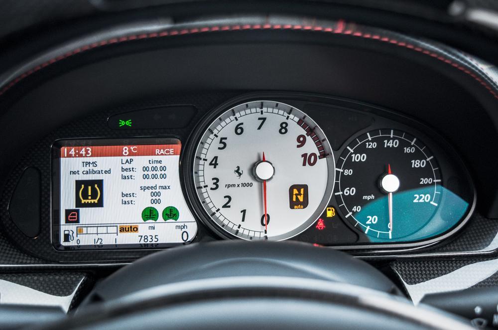 FERRARI 599 HGTE F1 2009 #20