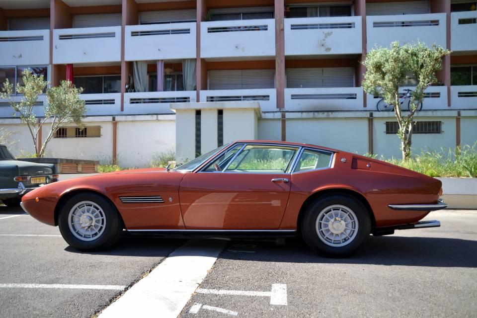 1972 MASERATI Ghibli 4.9L SS Coupe #2