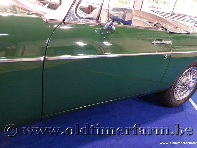 MG B Roadster Green '66 #50
