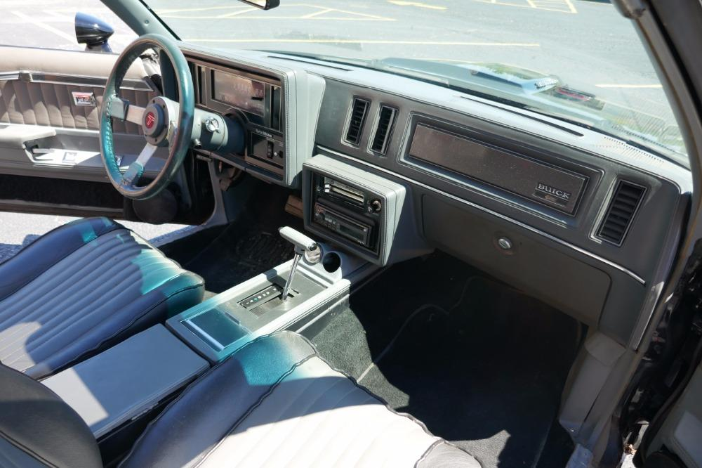 1987 Buick Grand National -AFFORDABLE ONE OWNER WITH T TOPS-SEE VIDEO Stock # 87381JP for sale near Mundelein, IL | IL Buick Dealer #38