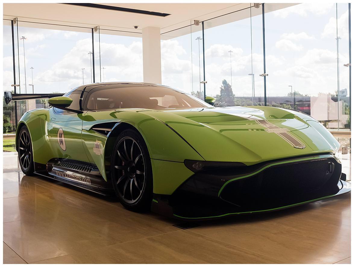 Aston Martin Vulcan (Vat Qualifying) #34